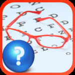 Reading Glasses Vision Test