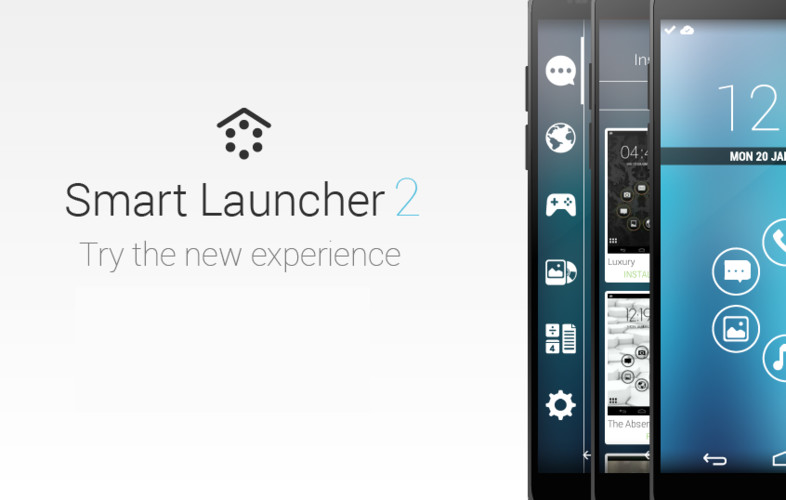 Free Smart Launcher 2 cell phone app
