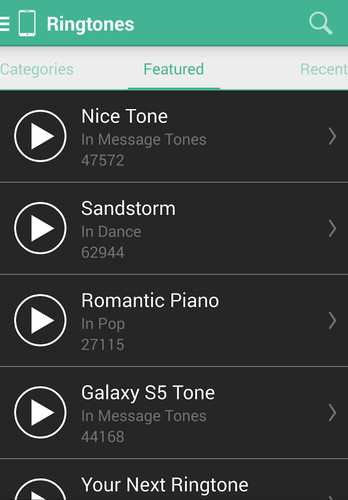 MTP Ringtones & Wallpapers screenshot 2