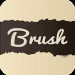 Brush Font for Samsung Galaxy