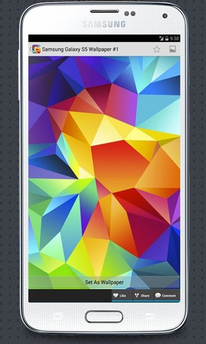 Free Galaxy S5 Wallpapers cell phone app