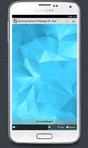 Galaxy S5 Wallpapers screenshot 2
