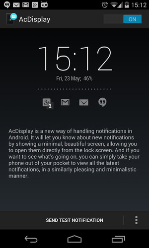 AcDisplay screenshot 5
