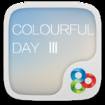 Colorfulday III GO Theme