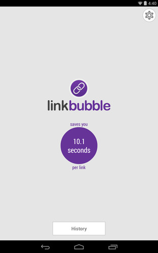 Link Bubble screenshot 4