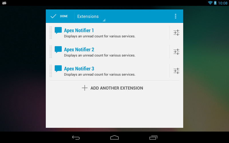 Apex Notifier screenshot 8