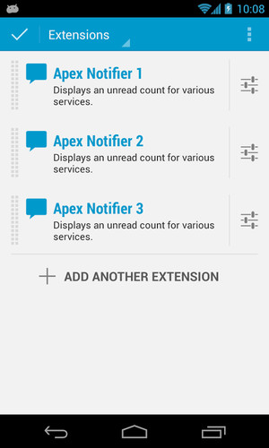 Apex Notifier screenshot 12