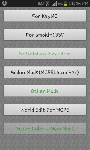 Mods For PE 2 screenshot 2