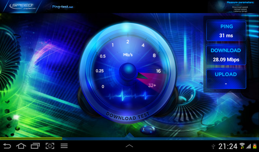 Internet Speed Test screenshot 4