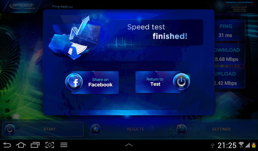 Internet Speed Test screenshot 6