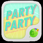 GO Keyboard Party Party Theme