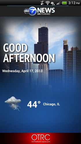 Free ABC7 Chicago cell phone app