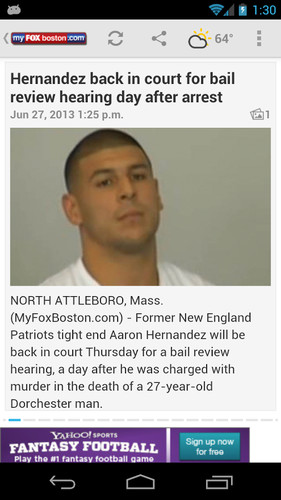 MyFoxBoston FOX 25 News screenshot 14