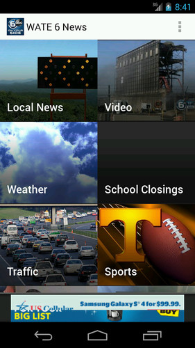 Free WATE 6 News cell phone app
