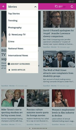 NewsLoop screenshot 8