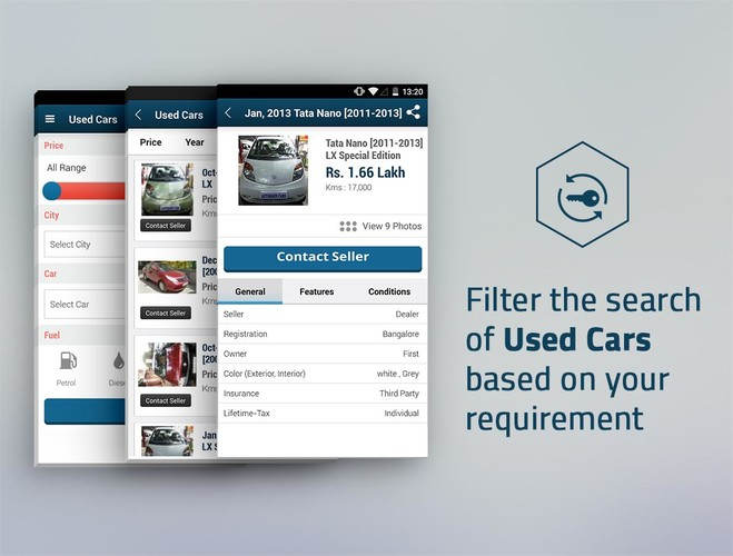 CarWale- Search New, Used Cars screenshot 5