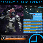 Destiny Public Events