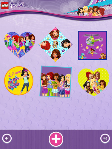 LEGO® Friends Art Maker screenshot 5