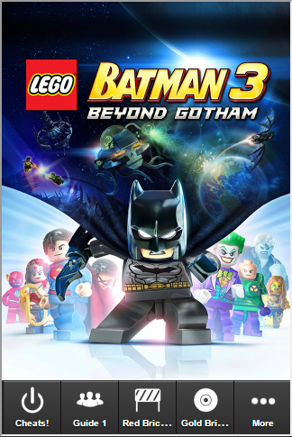 Free The Lego Batman 3 Cheat Guide cell phone app