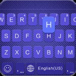 Blueribbon  iKeyboard Theme