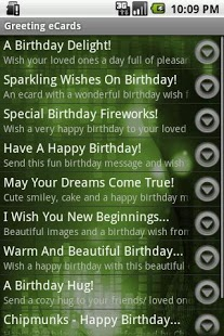 Animated Greeting e-Cards screenshot 3
