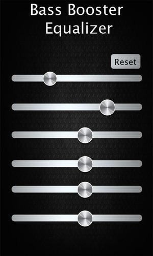 Free Bass Booster & Equilizer cell phone app