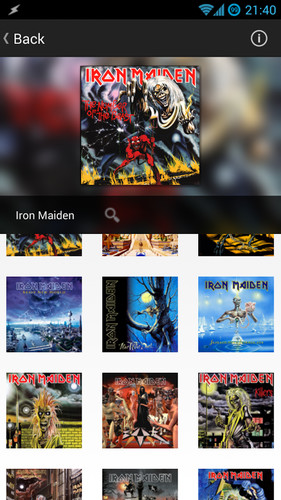 Album Art Downloader screenshot 4