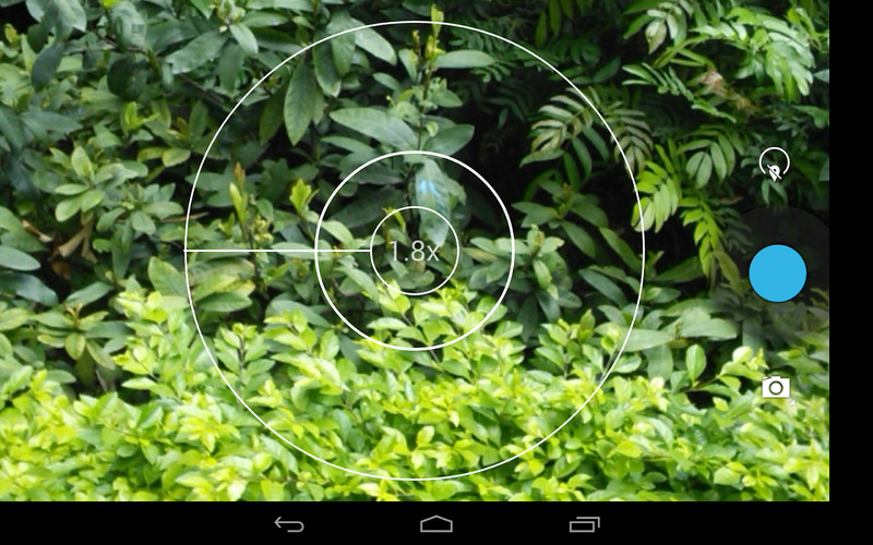 HD Camera for Android screenshot 3