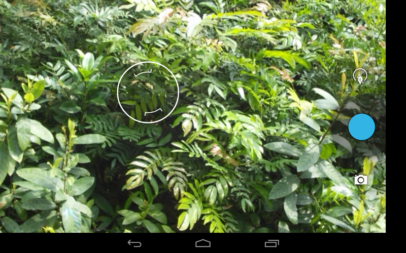HD Camera for Android screenshot 4