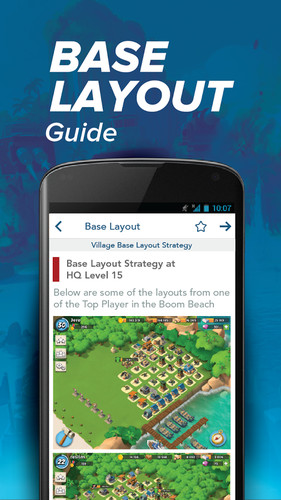 Guide for Boom Beach screenshot 2