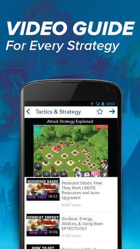 Guide for Boom Beach screenshot 8