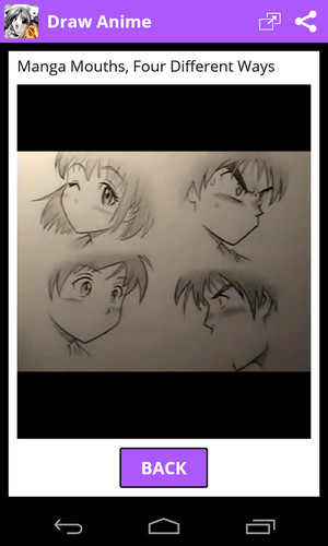 Draw Anime - Manga Tutorials screenshot 6
