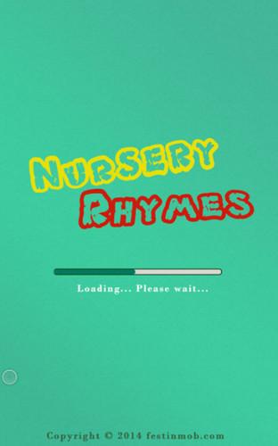 Free Nursery Rhymes cell phone app