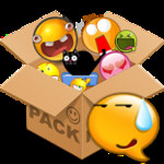 Emoticons pack, Text Bubbles