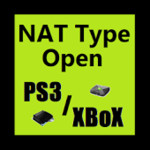 NAT Type: Open PS3 / XBoX