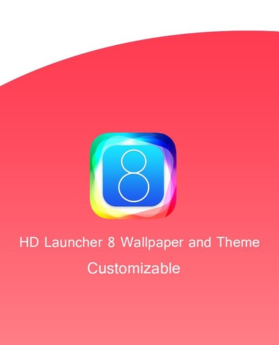 Free 8 Launcher cell phone app