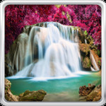 Wild Waterfalls Live Wallpaper