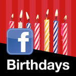 Birthdays for Facebook