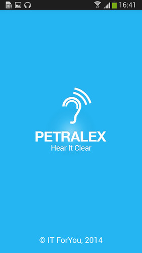 Free Petralex Hearing aid cell phone app