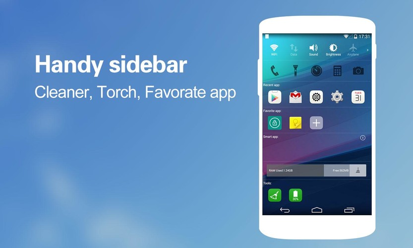 IO Launcher (Lollipop + iOS 8) screenshot 3