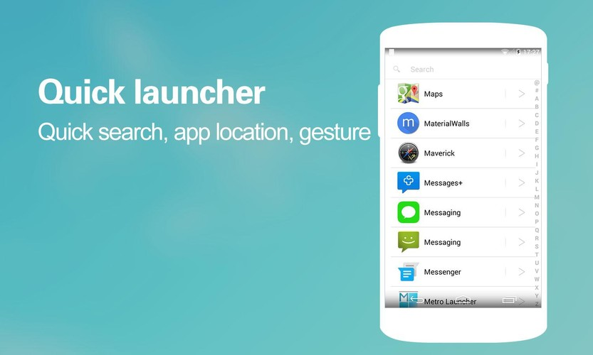 IO Launcher (Lollipop + iOS 8) screenshot 4