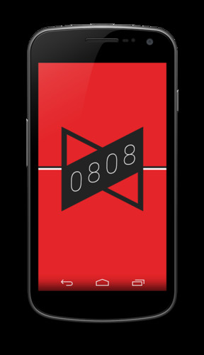 Free MKBHD Clock cell phone app