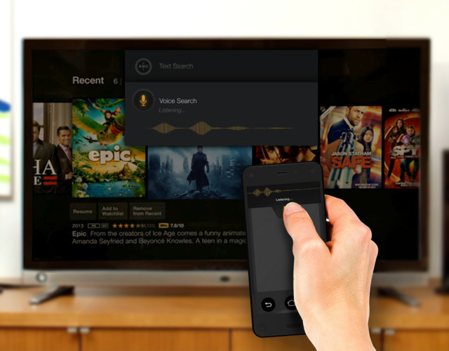 Free Amazon Fire TV Remote App cell phone app