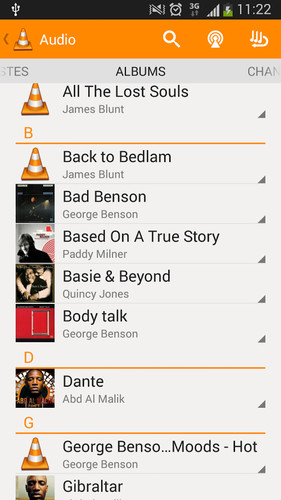 VLC for Android beta screenshot 6