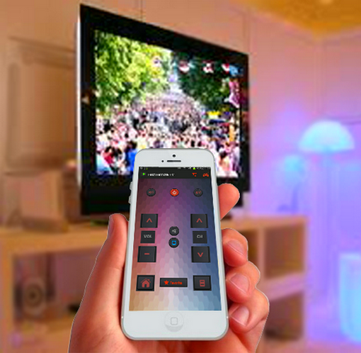 Free Remote Control TV cell phone app