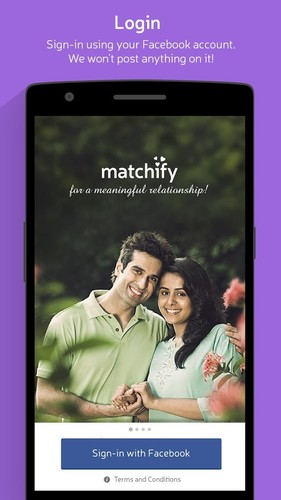 Free matchify cell phone app
