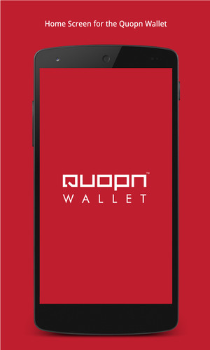 Free Quopn Wallet cell phone app