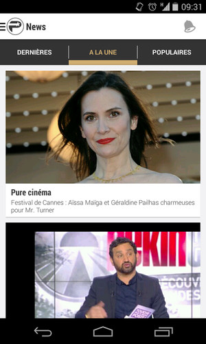 PurePeople: actu & news people screenshot 15