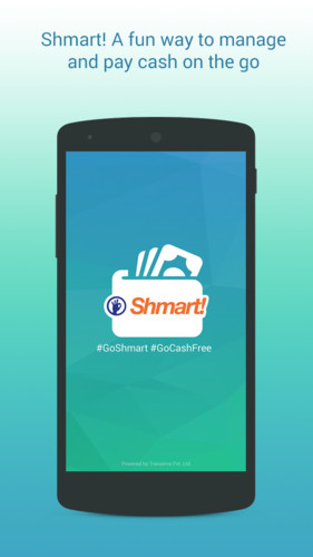 Free Shmart! Wallet- Go Cash Free cell phone app