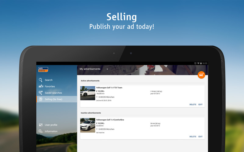 AutoScout24 - used car finder screenshot 4